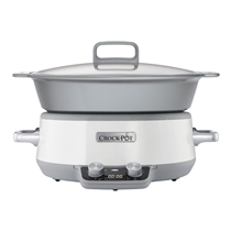 CrockPot 6.0L One Pot Cooking
